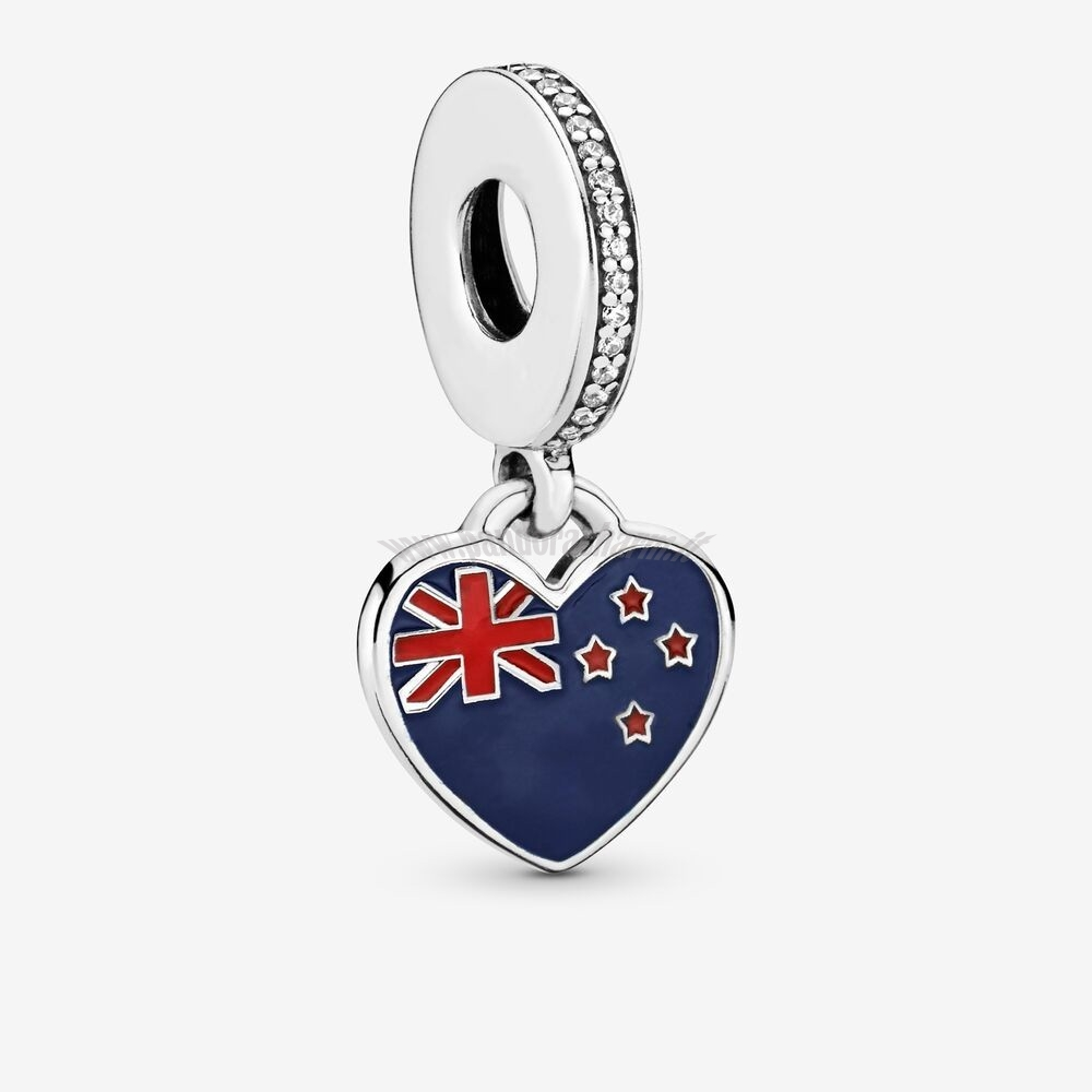 Crea Il Tuo New Zealand Sospeso Fascino pandoracharm