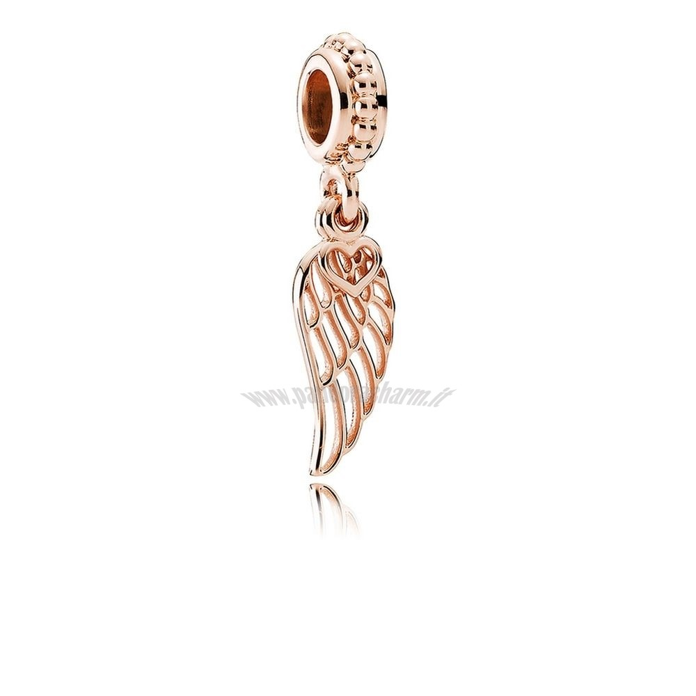 Crea Il Tuo Amore Guidance Dangle Charm Rose pandoracharm