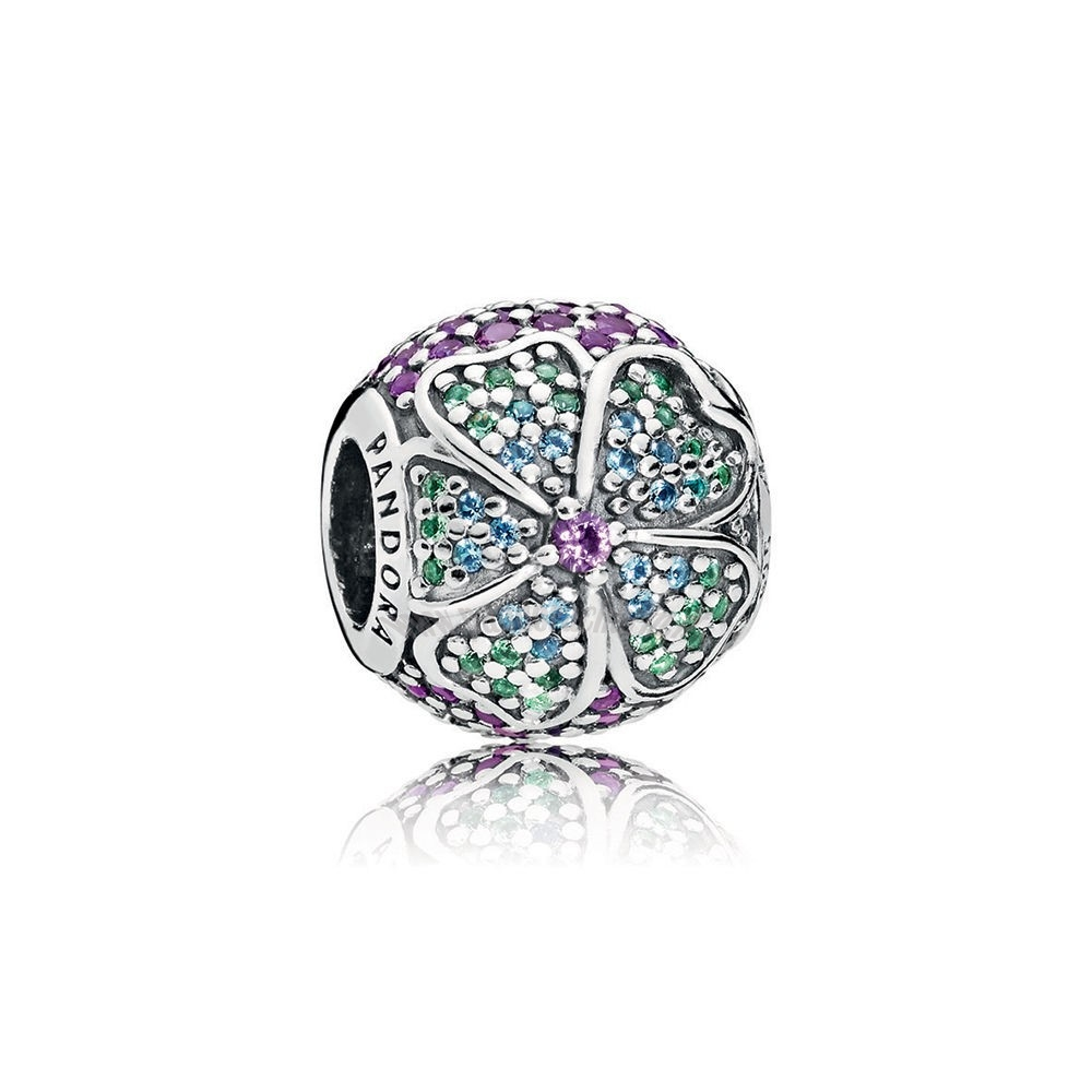 Crea Il Tuo Glorious 33.00 Bloom Multicolore Cz pandoracharm
