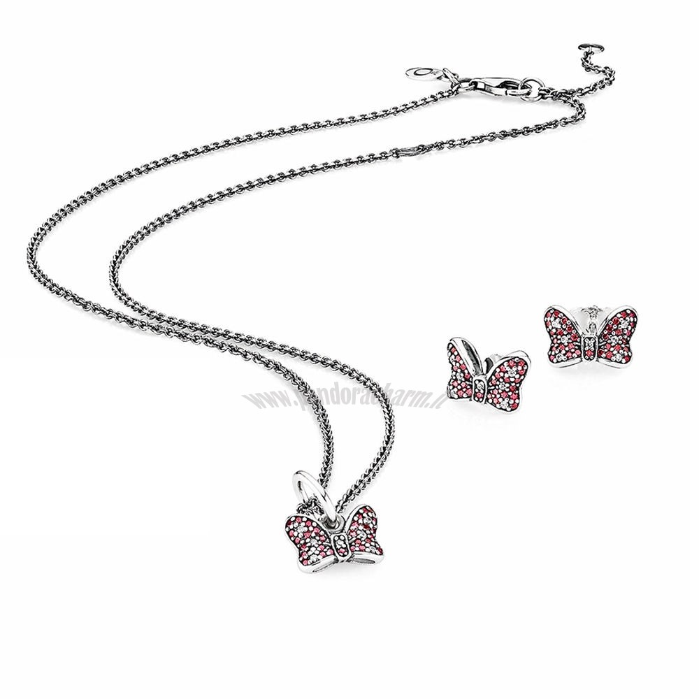 Crea Il Tuo Minnie Bow Jewellery pandoracharm